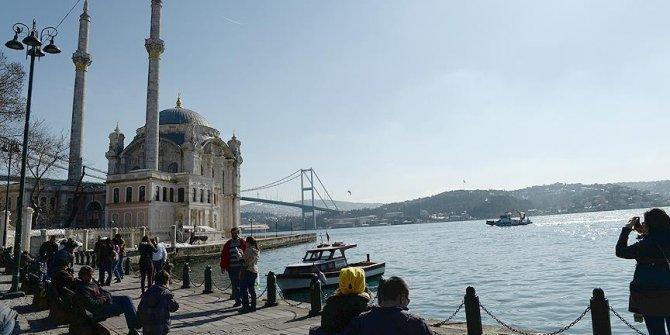 Marmara'da sıcaklık mevsim normallerine dönüyor