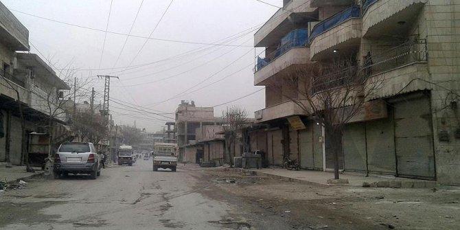 YPG/PKK çekilme propagandasına rağmen hala Münbiç'te
