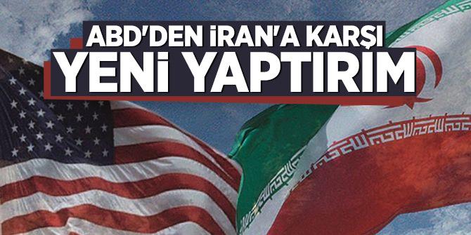 ABD'den İran'a karşı yeni yaptırım