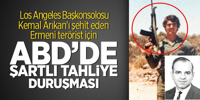 Ermeni teröristin şartlı tahliyesine karşı bin mektup