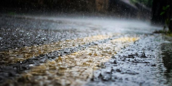 Doğu Anadolu'da kuvvetli yağış uyarısı!