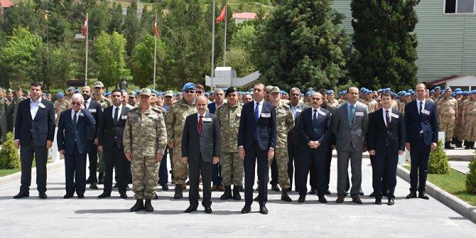 Şırnak'ta şehit 13 asker için anma töreni!