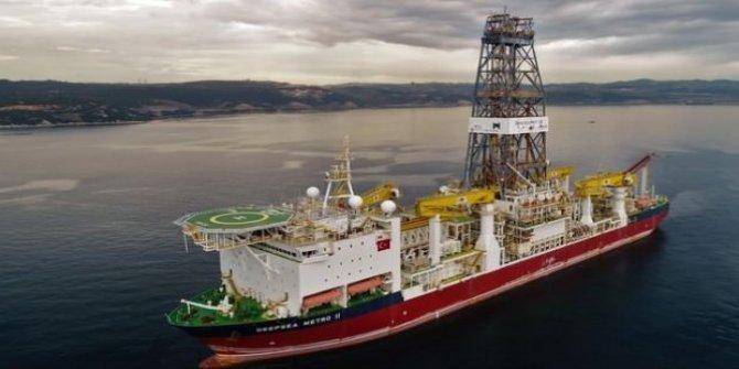 Türkiye'nin ilk sondaj gemisi yola çıktı