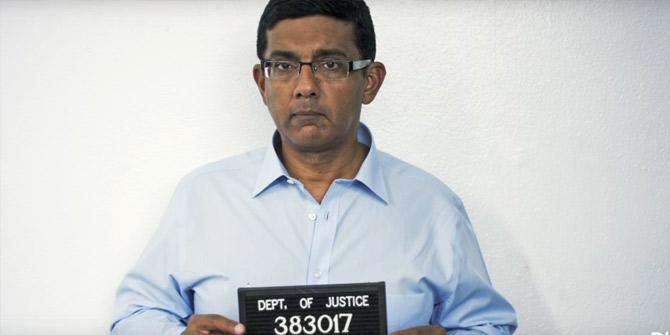 Trump'dan Dinesh D'Souza için genel af