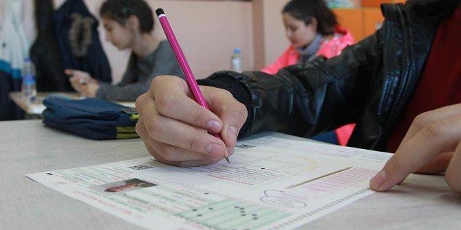 Liselere girişte uygulanacak merkezi sınav yarın!