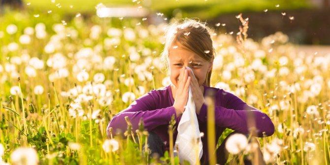 Polen alerjisini önlemek isteyenlere tavsiyeler