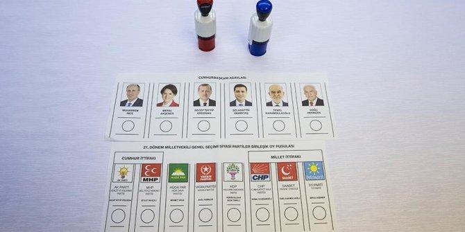 Oy pusulaları PTT'ye emanet!