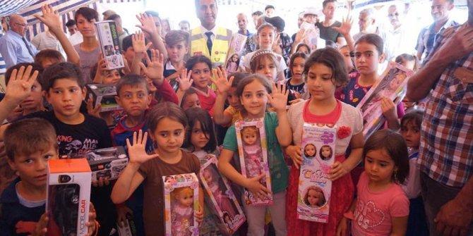 TİKA'dan Irak'ta terör mağduru ailelere yardım