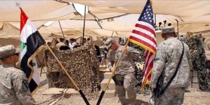 ABD askerleri Sincar Dağı'na konuşlandı