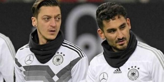 Mesut Özil ve İlkay'a Müller'den destek