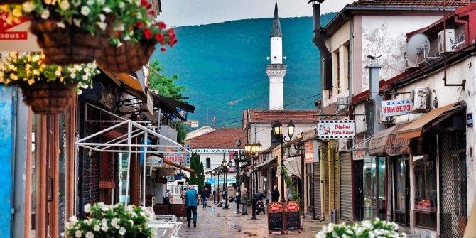 Osmanlı'dan miras: Üsküp