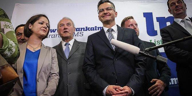 Slovenya'da göçmen karşıtı parti birinci oldu