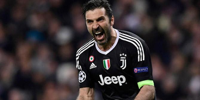 UEFA'dan Buffon'a 3 maç ceza