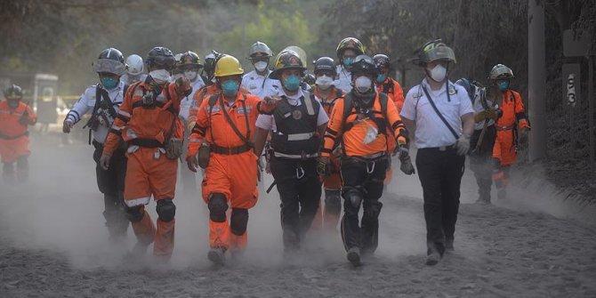Fuego'daki patlama: 75 ölü