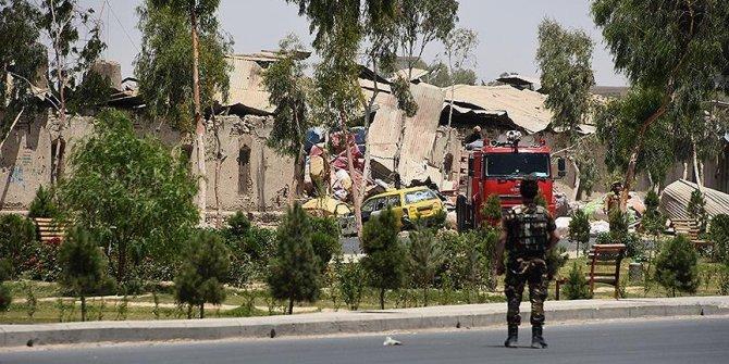 Afganistan'da bombalı saldırı! 2 ölü