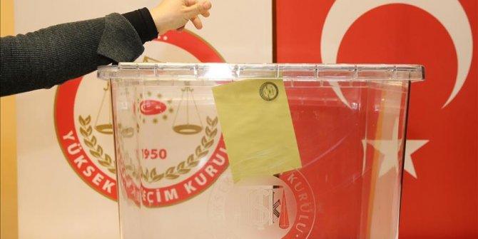YSK milletvekili adaylarına ilişkin istatistikleri açıkladı