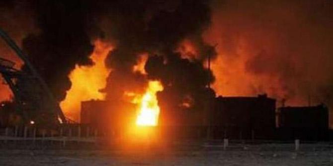 Meksika'da havai fişek depolanan evde patlama: 7 ölü