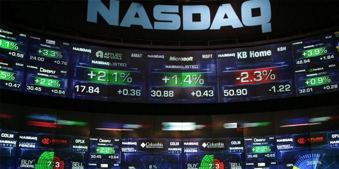 ABD borsaları yükseldi, Nasdaq rekor tazeledi