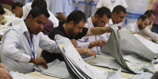 Irak seçimlerinde flaş gelişme!