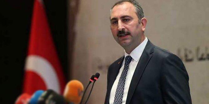 Adalet Bakanı Gül: Yıl sonuna kadar biter
