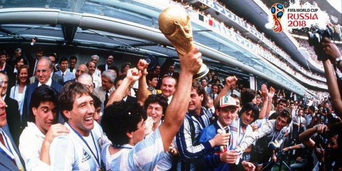 Dünya Kupası tarihi 1986