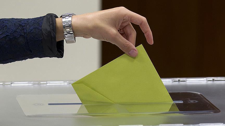 Danimarka'da oy verme işlemi başladı