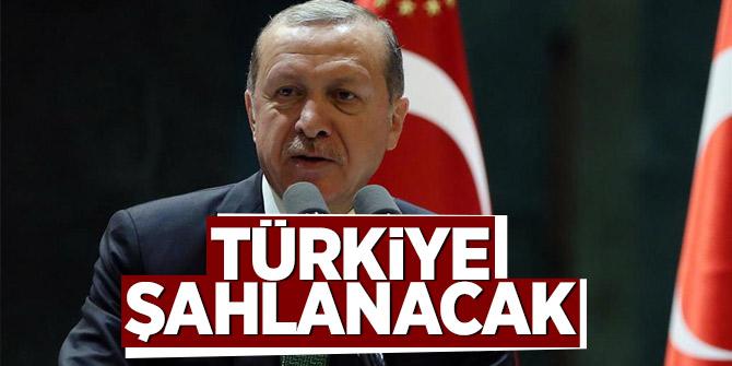 Cumhurbaşkanı Erdoğan: Bay Muharrem sen birinci çıkamazsan istifa edecek misin?