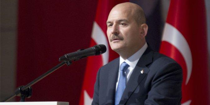 Soylu: Türkiye terörle topyekun mücadele ediyor
