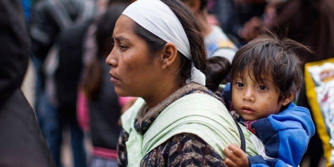 ABD Adalet Bakanı şiddet mağduru göçmeni ortada bıraktı