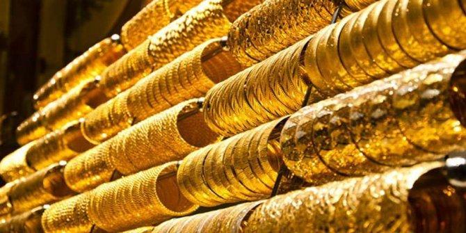 Altının kilogramı 194 bin 600 liraya geriledi