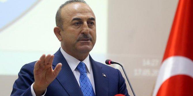 Bakan Çavuşoğlu'ndan Adil Öksüz iddiasına yanıt