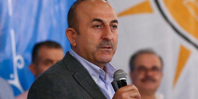 Bakan Çavuşoğlu açıkladı! Adil Öksüz için...