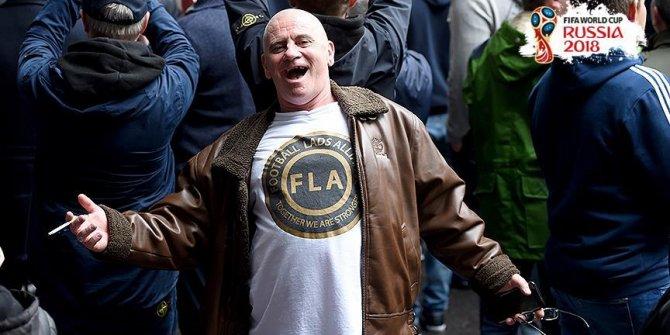 İngiltere'de bin 254 holigana Dünya Kupası engeli