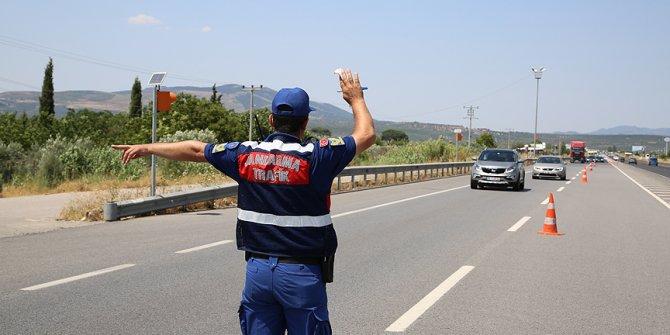 Jandarma bayram boyunca yollarda olacak