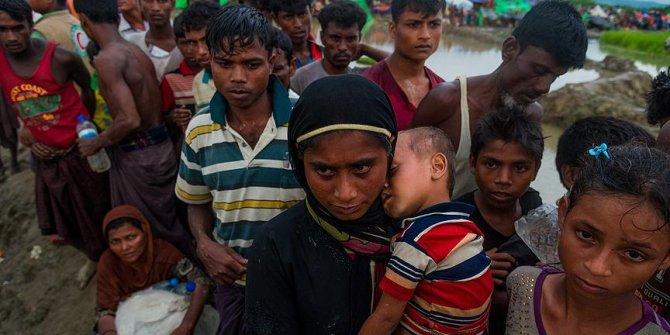AP'den Myanmar'a etnik temizliği durdurma çağrısı