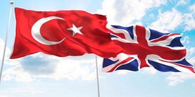 İngiltere'den skandal Türkiye haritası!