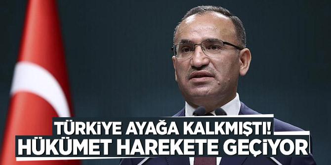 Türkiye ayağa kalkmıştı! Hükümet harekete geçiyor