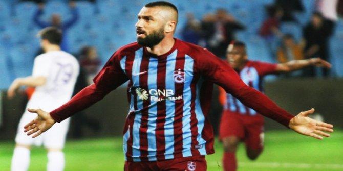 Trabzonspor Burak'ın bonservisini açıkladı!