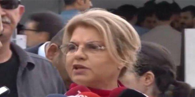 Tansu Çiller dev İstanbul mitinginde