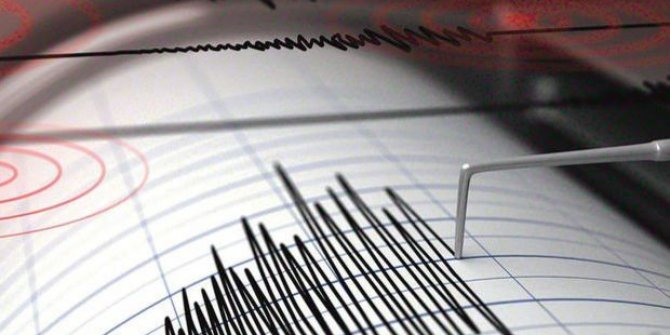 Japonya'da deprem meydana geldi!