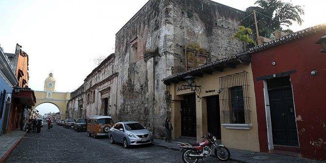 Guatemala'da deprem meydana geldi