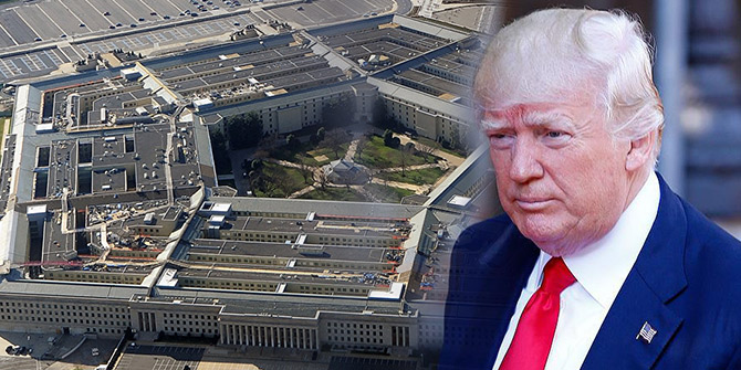 Trumpın kararı Pentagonu rahatsız etti!