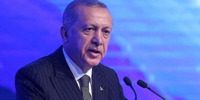 """Cumhurbaşkanı Erdoğan'dan """"Dönmem Geri"""" paylaşımı"""