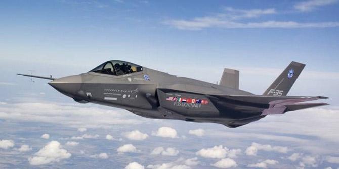 Hollanda F-35'lerin sayısını artıracak