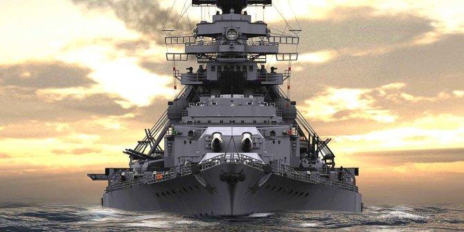 Aden Körfezi'ne Savaş gemileri gönderildi