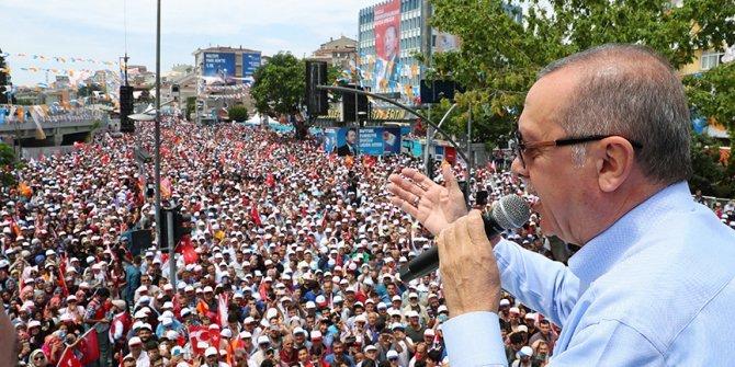 Cumhurbaşkanı Erdoğan'dan Kartal'a müjde!