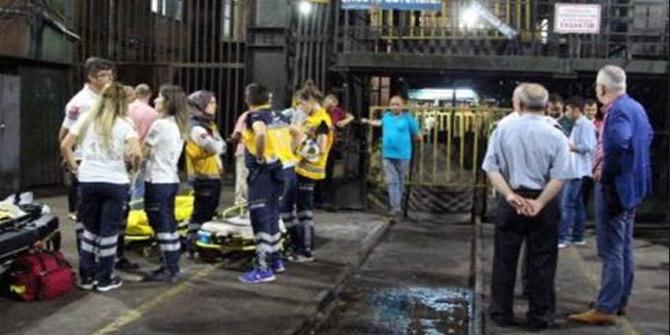 TTK maden ocağında göçük: 2 işçi göçük altında
