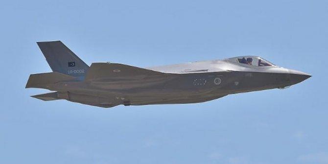 İkinci F-35'de Türkiye'de