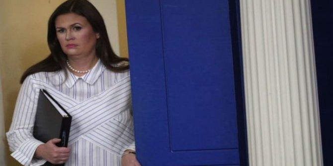 Beyaz Saray Sözcüsü: Beni kovdular