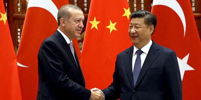 Çin Devlet Başkanı Şi'den Erdoğan'a seçim tebriği